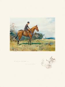 The Varmint Little Lady by Charles Johnson Payne (Snaffles)