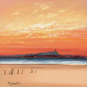 Scrabo Tower by William Cunningham
