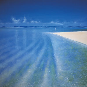 Sandy Bay II by Richard Pearce