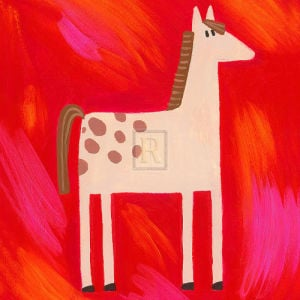 Quirky Animals I by Sophie Harding