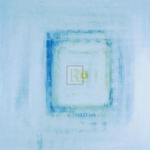 Transparent Blue I by James Maconochie