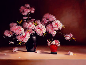 Oriental Blossom by Pippa Chapman