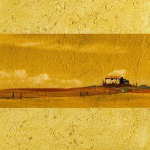 Rustic Retreat II by Linda Wood