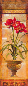 Rojo Botanicals IV by John Douglas