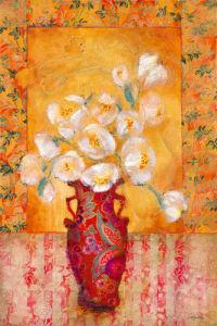 Silk Petals by Joseph Augustine Grassia