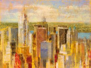 Cityscape II by Longo