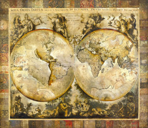 Old World by John Douglas