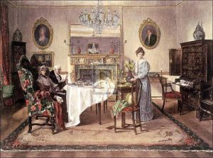The Letter by Walter Dendy Sadler