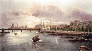 Westminster by Lucien Gautier