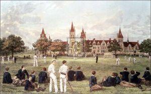 Charterhouse School by Henry Jermyn Brooks