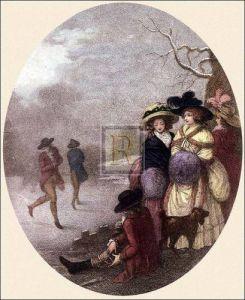 January by William Hamilton