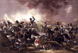 Battle of Ferozshah by Henry Martens
