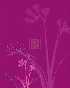 Scented Silhouette by Kate Knight