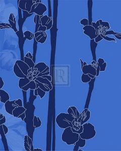Plum Blossom IV by Kate Knight