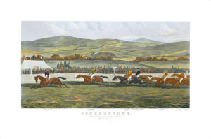 The Finish, Punchestown by Sturgess