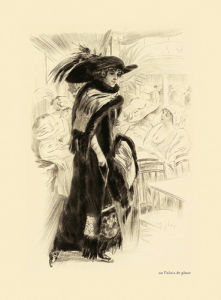 Au Palais De Glace by Anonymous