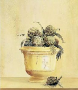 Artichokes by Hampton Hall