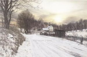 Silent Winter's Eve by Phillip Philbeck