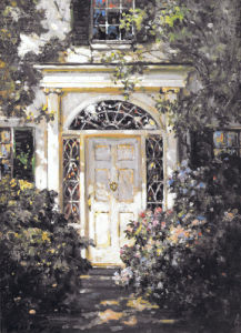 Doorway, 19th Century by Abbott Fuller Graves