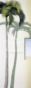 Palm Vista by Sudarsa