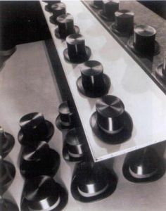 Top Hats, 1929 by Bruehl