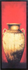 Etruscan Pot 36 by Chavelle