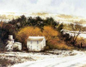 December Breeze by Miguel Dominguez
