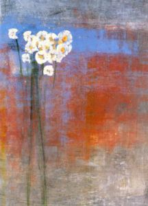 Marguerites I by M. Harris