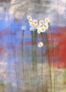 Marguerites II by M. Harris