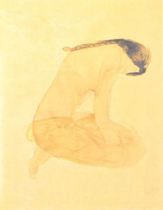 Madeleine, after 1900 by Auguste Rodin