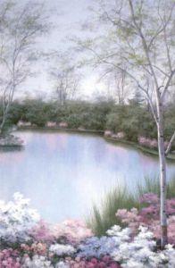 Springtime Melody III by Diane Romanello