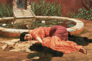 Dolce Far Niente, 1904 by John William Godward