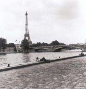 Paris, France, 1952 by Cornell Capa