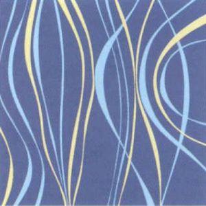 Marine Blue (giclee) by Denise Duplock