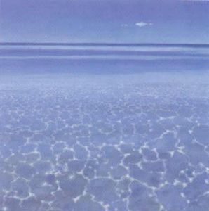 Sea Paintings III by Meg Page