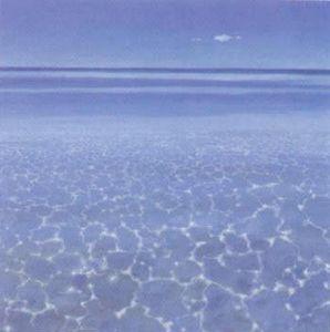 Sea Paintings III by Meg Page