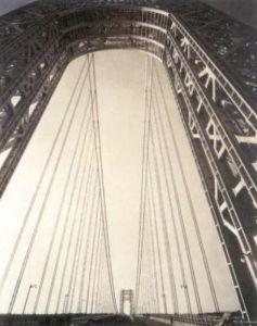 George Washington Bridge, 1931 by Edward J Steichen