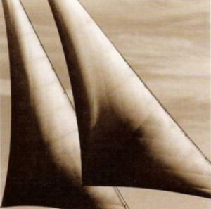 Headsails III by Michael Kahn