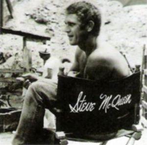 Steve McQueen, 1966 by Celebrity Image
