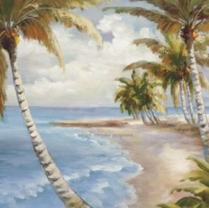 Palm Paradise by Marc Lucien