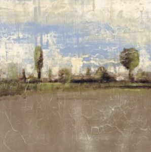 Toscano Pasture by Luis Parra