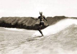 Soul Stance, 1931 by Tom Blake