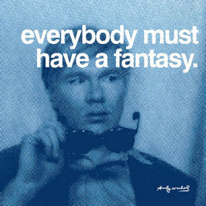Fantasy by Andy Warhol