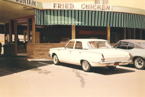 1964 Plymouth Valiant by Bechtle