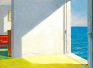 Rooms by the Sea by Edward Hopper