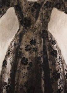 Black Dress Poster by Richard Nott