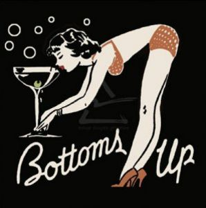 Bottoms Up by Retro Series