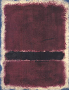 Untitled, 1963 by Mark Rothko
