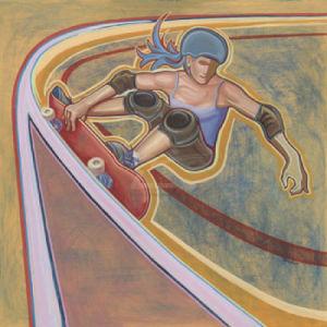 Glide by Rick Romano