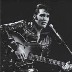 Elvis, 1968 by Celebrity Image